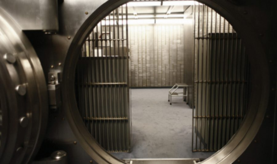 Bank vault case study