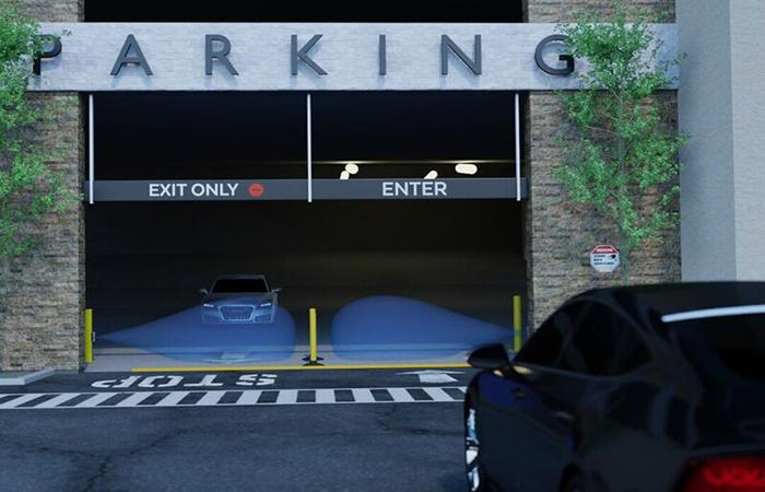 Optex Parking Garage700X450